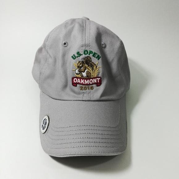 USGA Other - US Open Oakmont Member 2016 Baseball Cap Golf Hat